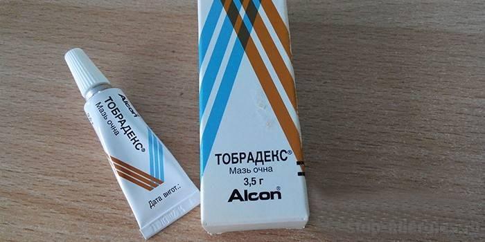 Тобрадекс (глазные капли): инструкция, цена, дешевые аналоги, отзывы