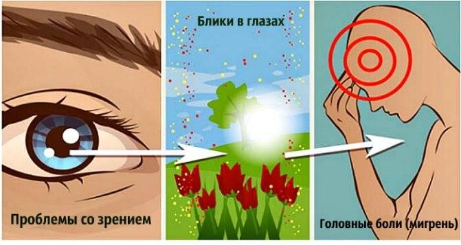 10 причин появления стеклянных глаз у человека