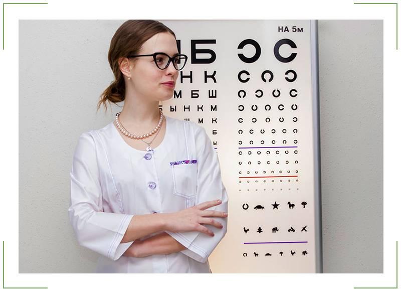 Проверить зрение у ребенка
