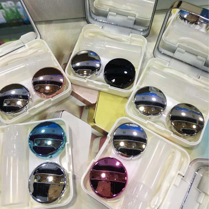 Как ухаживать за линзами контактными - как хранить, как делают для глаз
