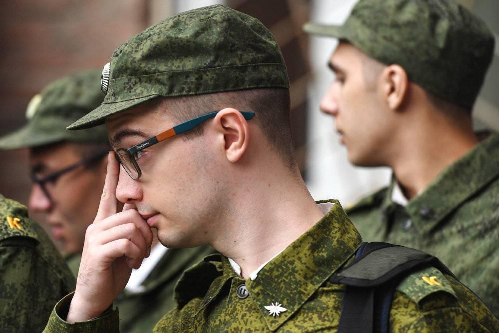 С каким зрением не берут в армию