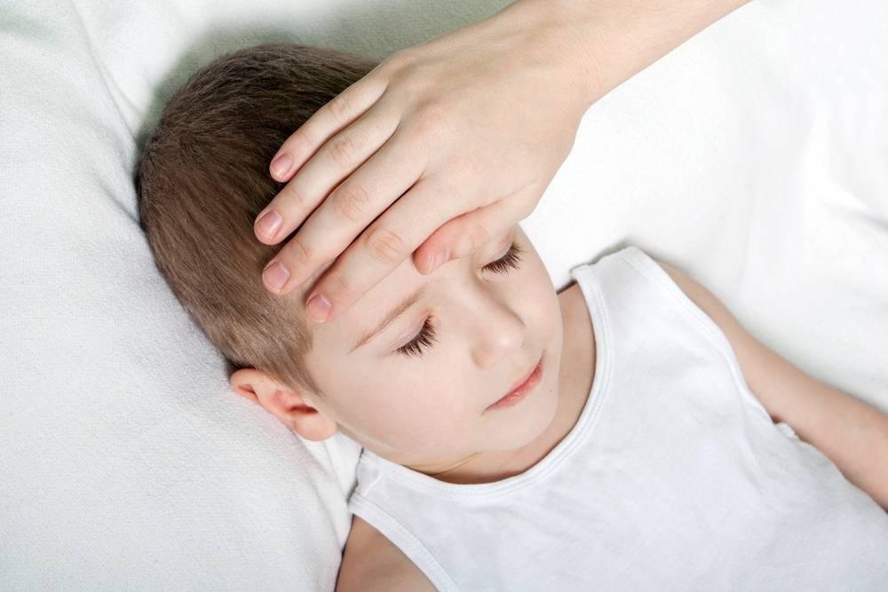 Глазная боль у детей