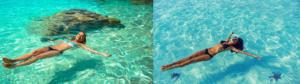 Можно ли плавать в линзах?