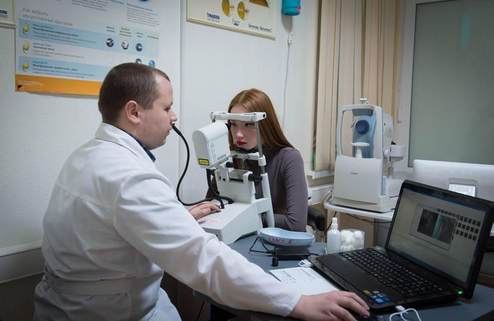 Офтальмотонометрия: как проходит, цена в москве