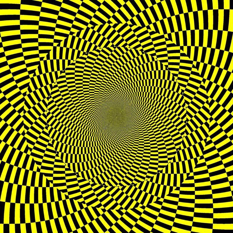 20 картинок, ломающих мозг: невероятные оптические иллюзии от японского профессора - лайфхакер