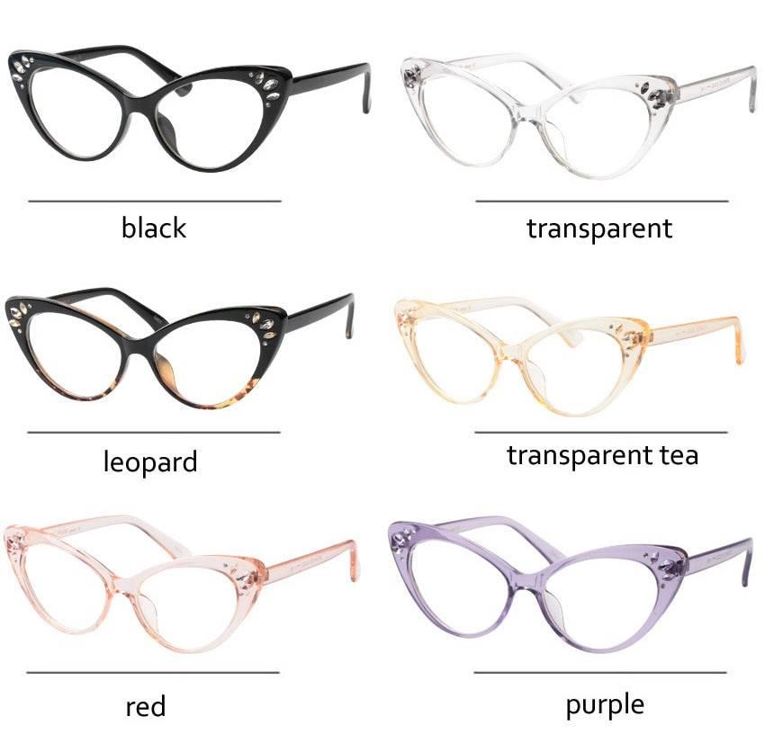Как подобрать очки для чтения самостоятельно