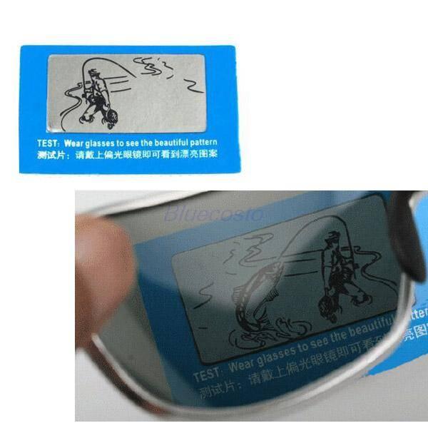 Поляризационные очки – что это?