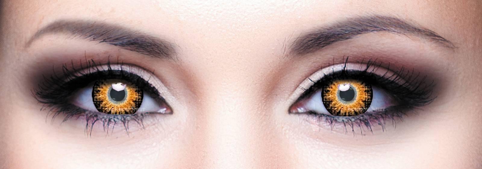 Вредны ли цветные линзы для глаз: какой вред?