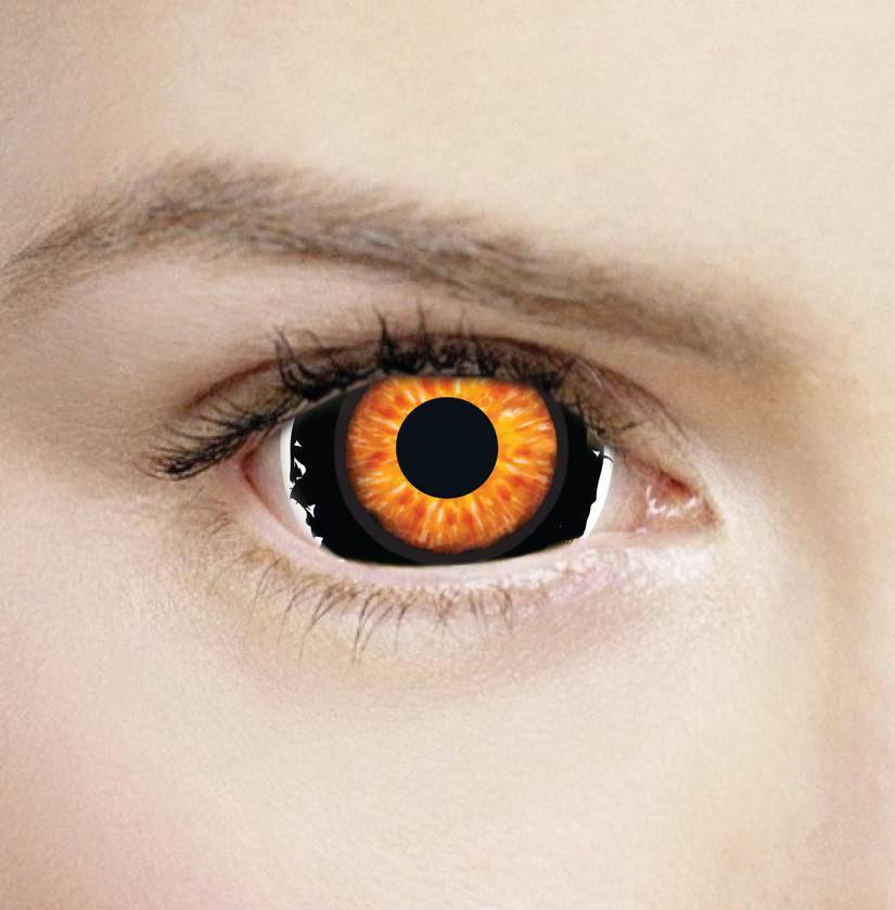 Черные линзы: как называются большие, когда полностью на весь глаз, как носить склеральные без зрачков чисто темные, есть ли контактные цветные с диоптриями, и фото