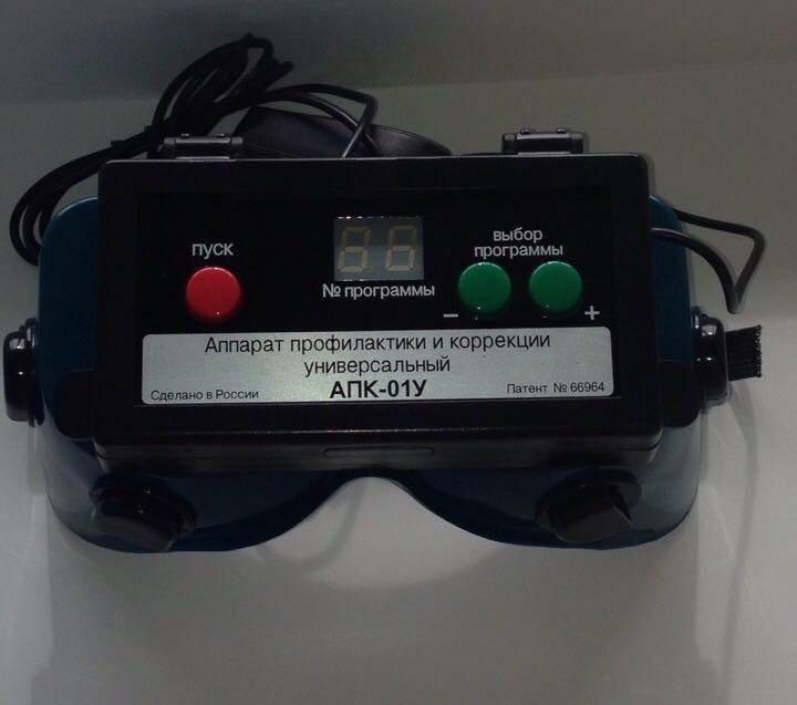 Аппарат меллон — офтальмология