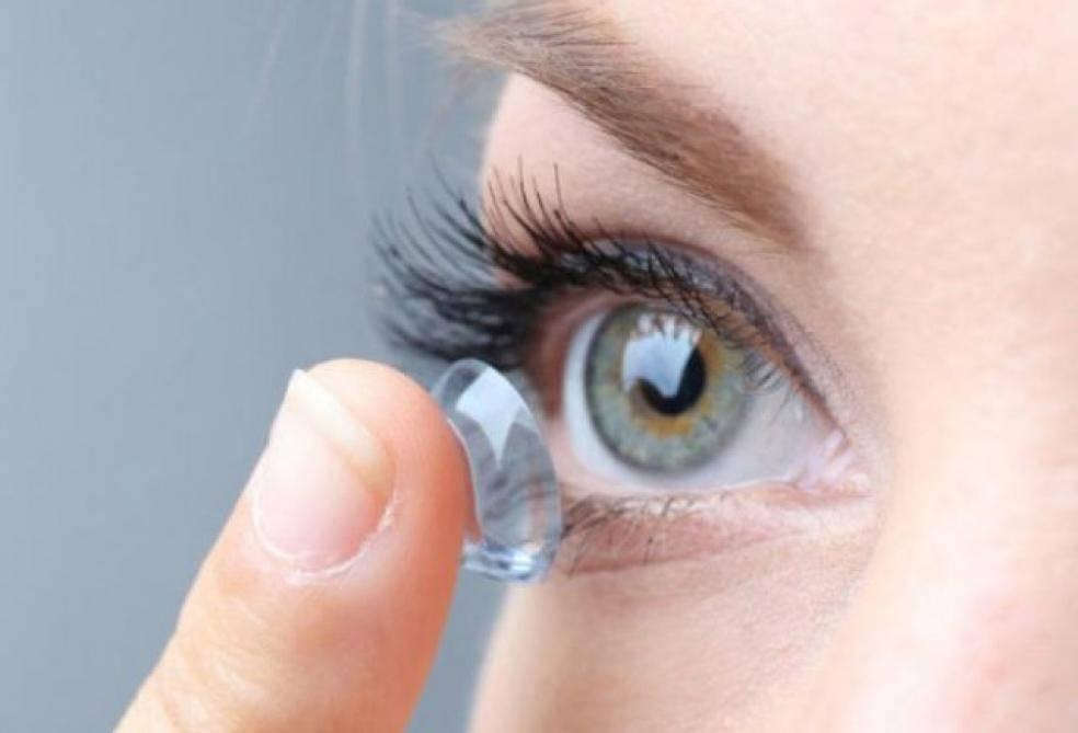 Чем опасны контактные линзы • академия зрения   официальный блог