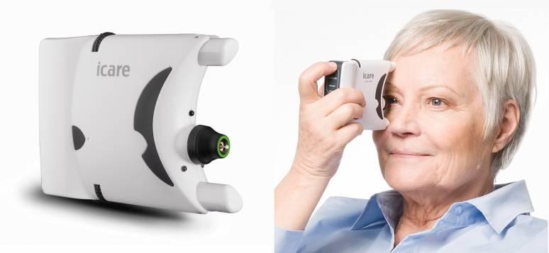 Как измеряют глазное давление? бесконтактный офтальмологический тонометр - sammedic.ru