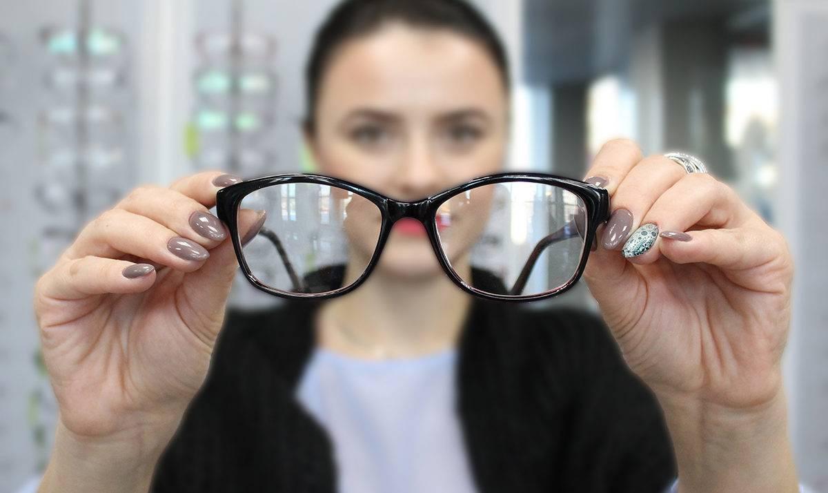 Очки при близорукости: как подобрать и нужно ли постоянно их носить