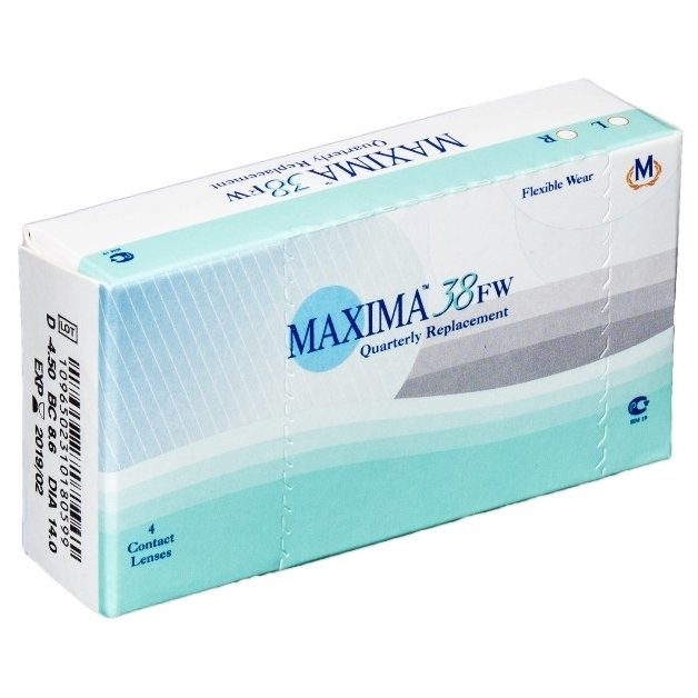 Обзор и отзывы контактных линз maxima