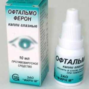 Окоферон капли глазные - инструкция, цена, отзывы