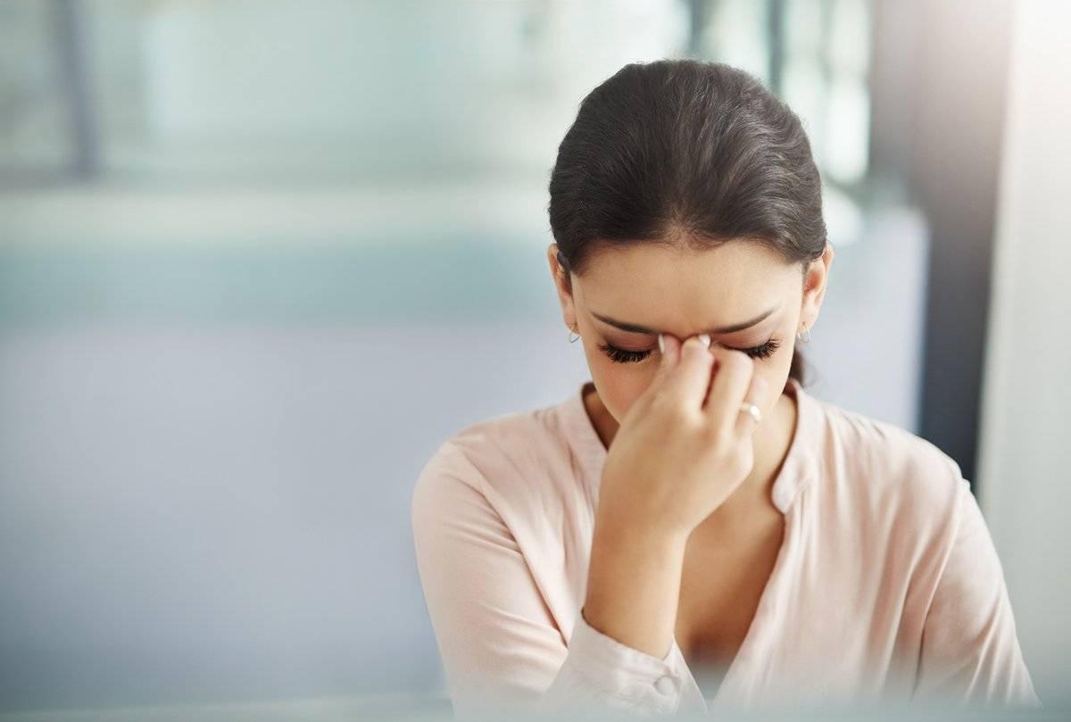 Ухудшение зрения и головная боль диагноз - головная боль