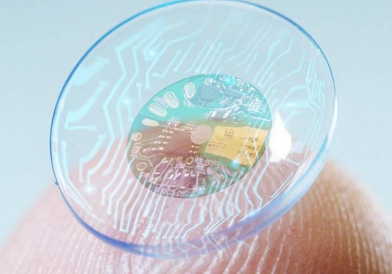 Представлен прототип «умной» контактной линзы с функцией дополненной реальности / хабр