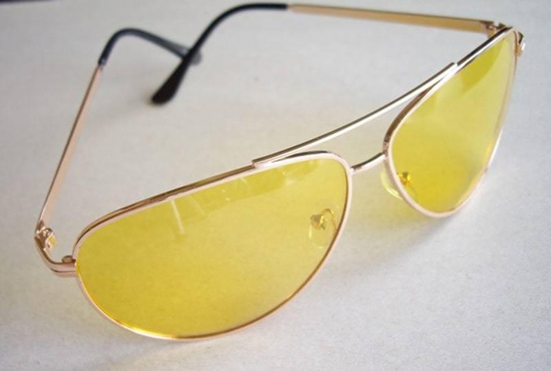Желтые очки позволяют лучше видеть за рулём в ночное время. правда или ложь? - hi-news.ru