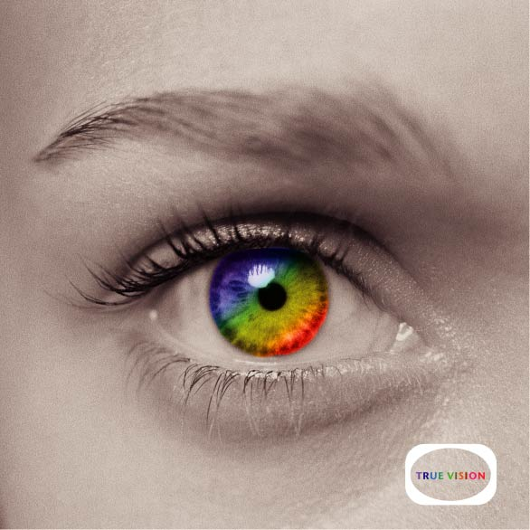 Семь цветов радуги для вашего взгляда