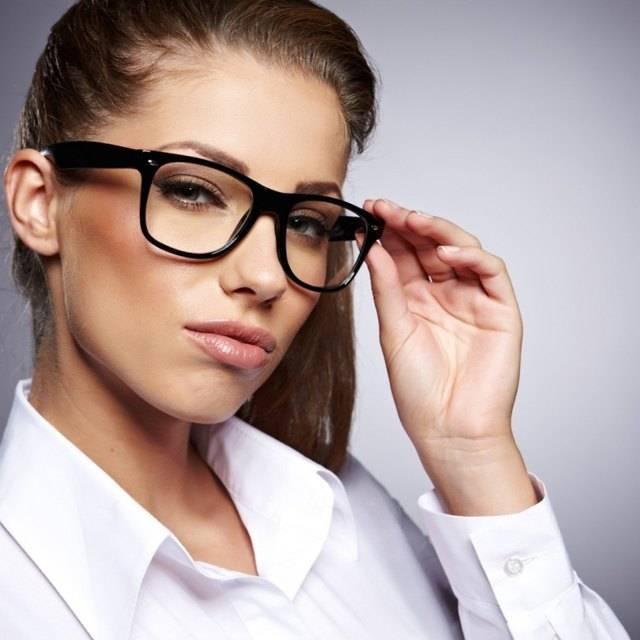 Красивые женские оправы для очков (фото): как выбрать стильную оправу очков?