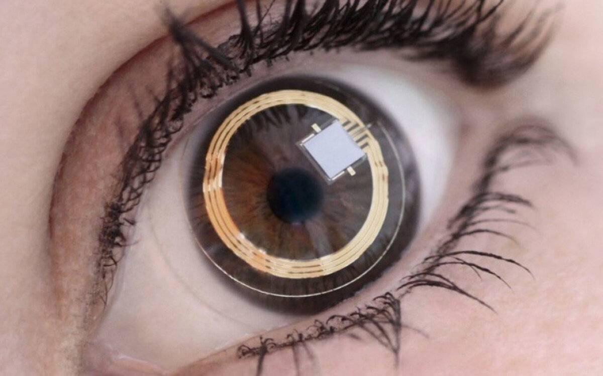 Умные контактные линзы, таковы ли они