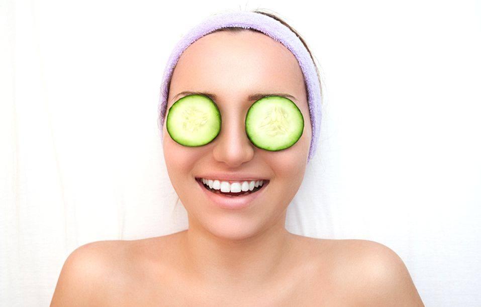 Картошка на глаза, картофельная маска от кругов и синяков