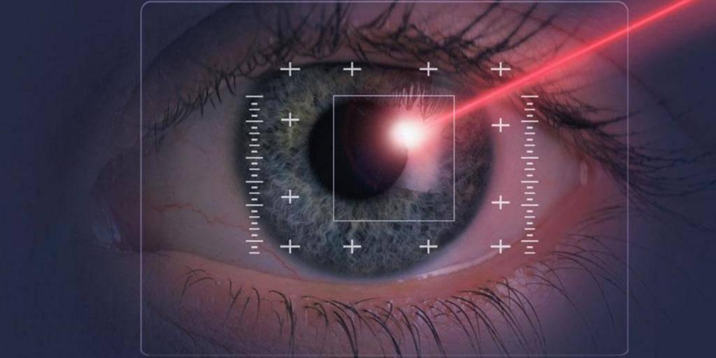 Больно ли делается лазерная коррекция зрения?