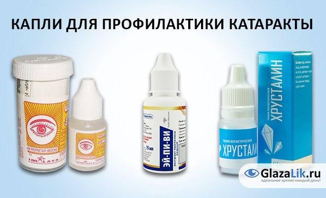Капли от глаукомы: список самых эффективных лекарств, название препаратов с минимальным побочным действием