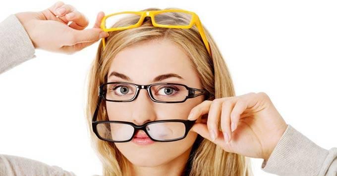 Нужно ли носить очки при близорукости, как правильно подобрать