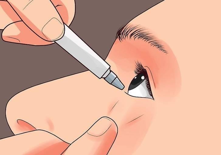 Конъюнктивальный мешок глаза где находится фото - медицинский справочник