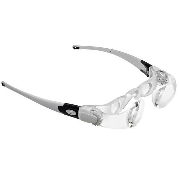 Очки-лупа: увеличительные очки с подсветкой для работы с мелкими предметами и чтения, другие модели для пожилых, отзывы