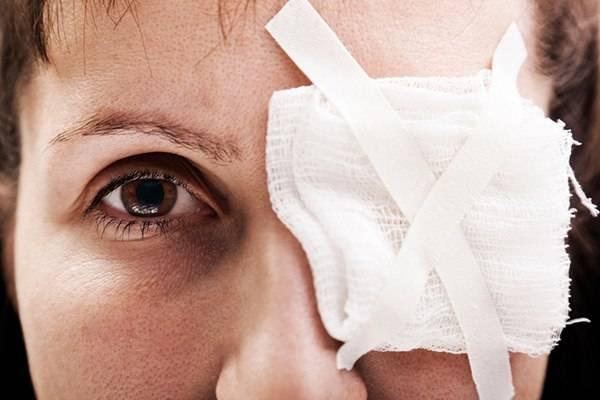 Особенности лечения разных травм глаз