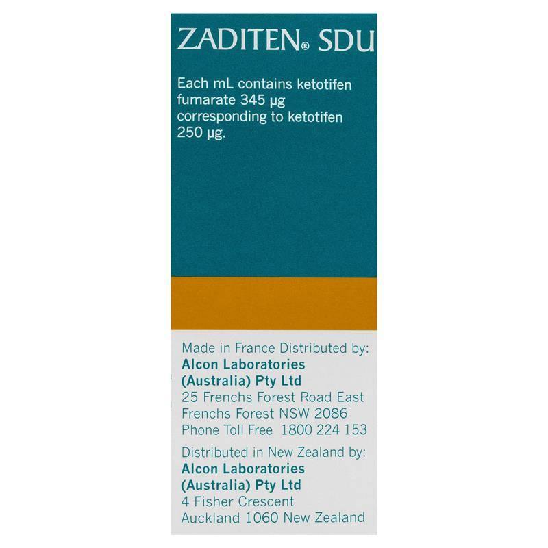 Задитен (zaditen): инструкция по применению, отзывы врачей и есть ли аналоги у лекарства