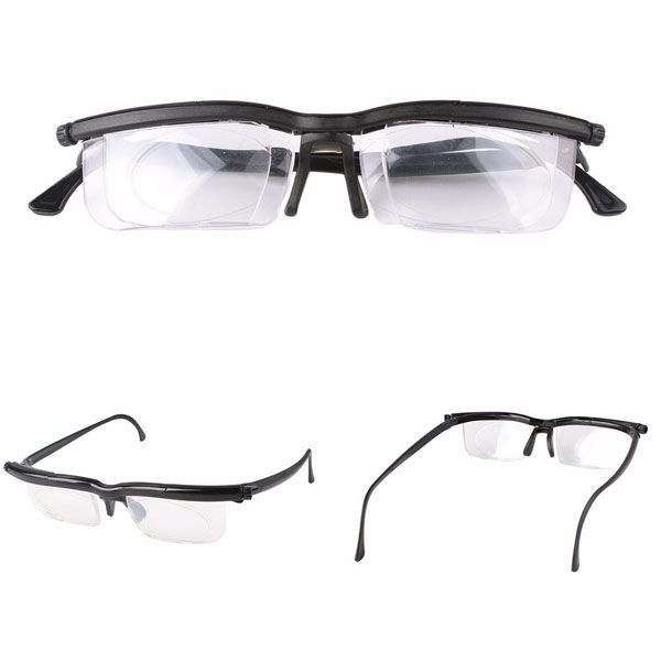 Регулируемые очки adlens — отзывы