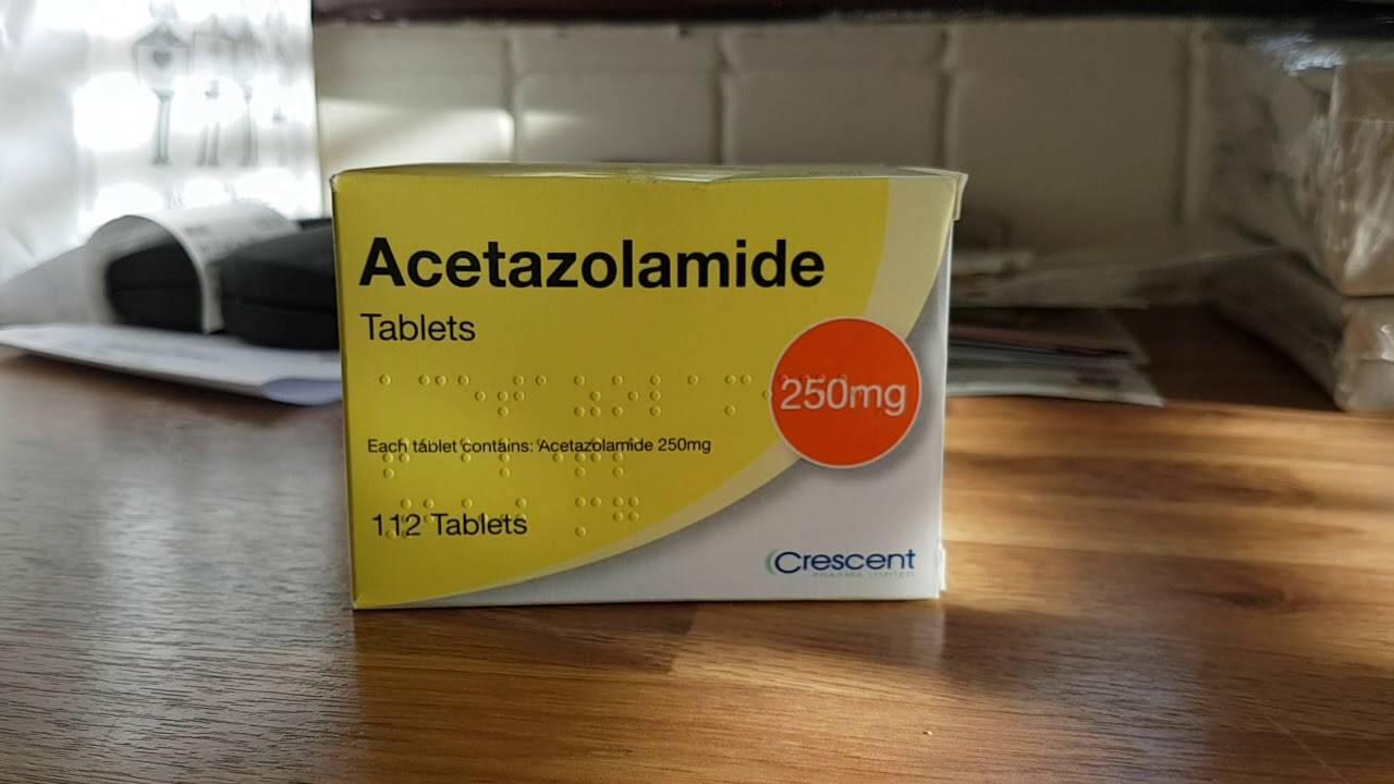 Ацетазоламид инструкция цена отзывы - медицинский справочник
