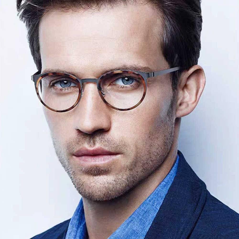 Мужские очки для зрения 2019-2020 - модные оправы