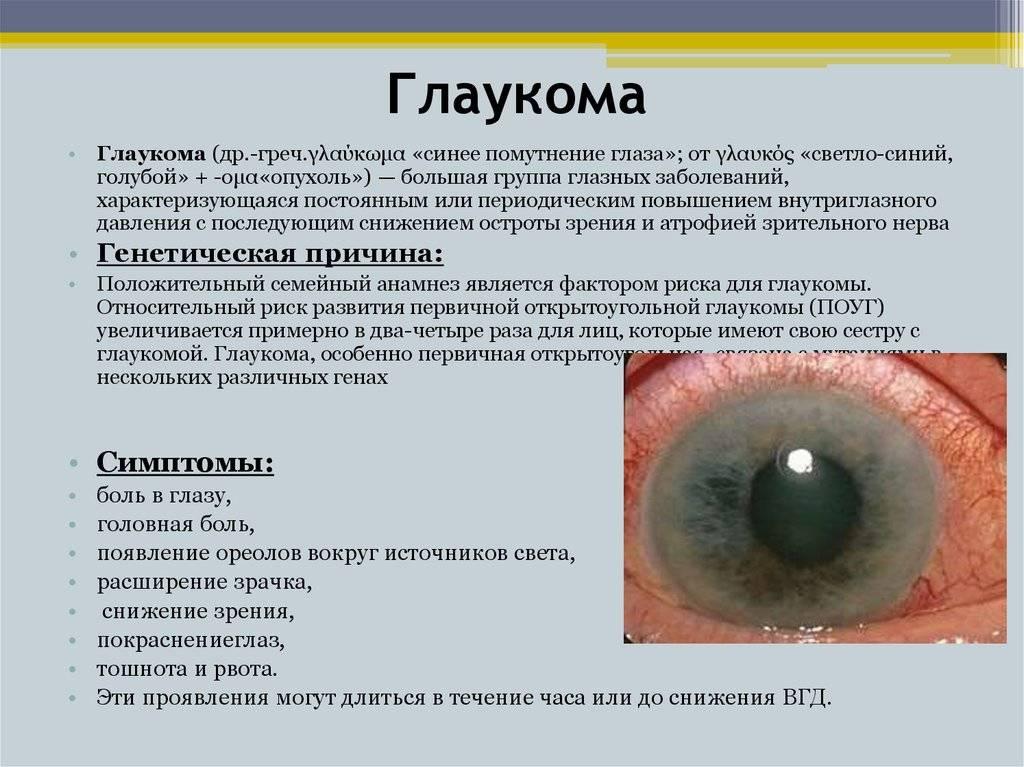 Признаки глаукомы и катаракты на ранних стадиях - чем отличается, профилактика, глазные капли для глаз, признаки и симптомы, что хуже