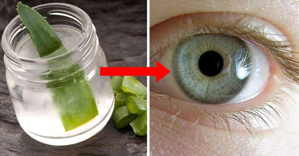 Глаукома — лечение народными средствами, правила питания