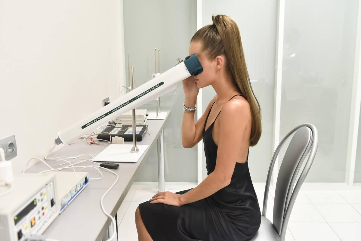 Функции кабинета охраны зрения — офтальмология