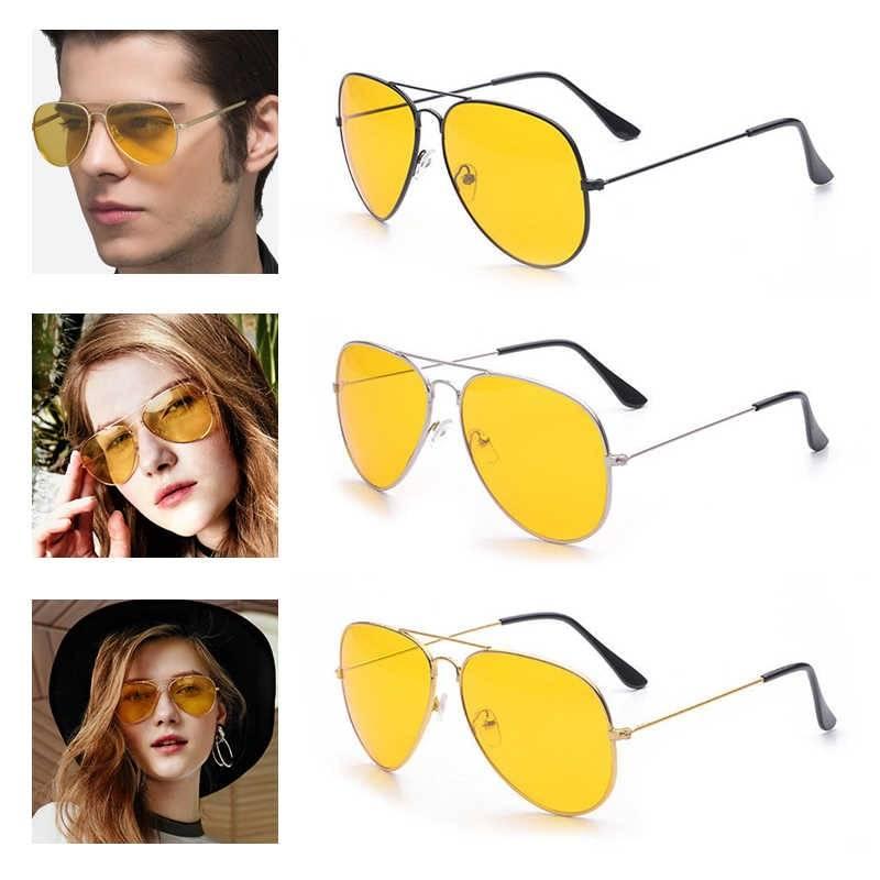 Для чего нужны жёлтые очки?
