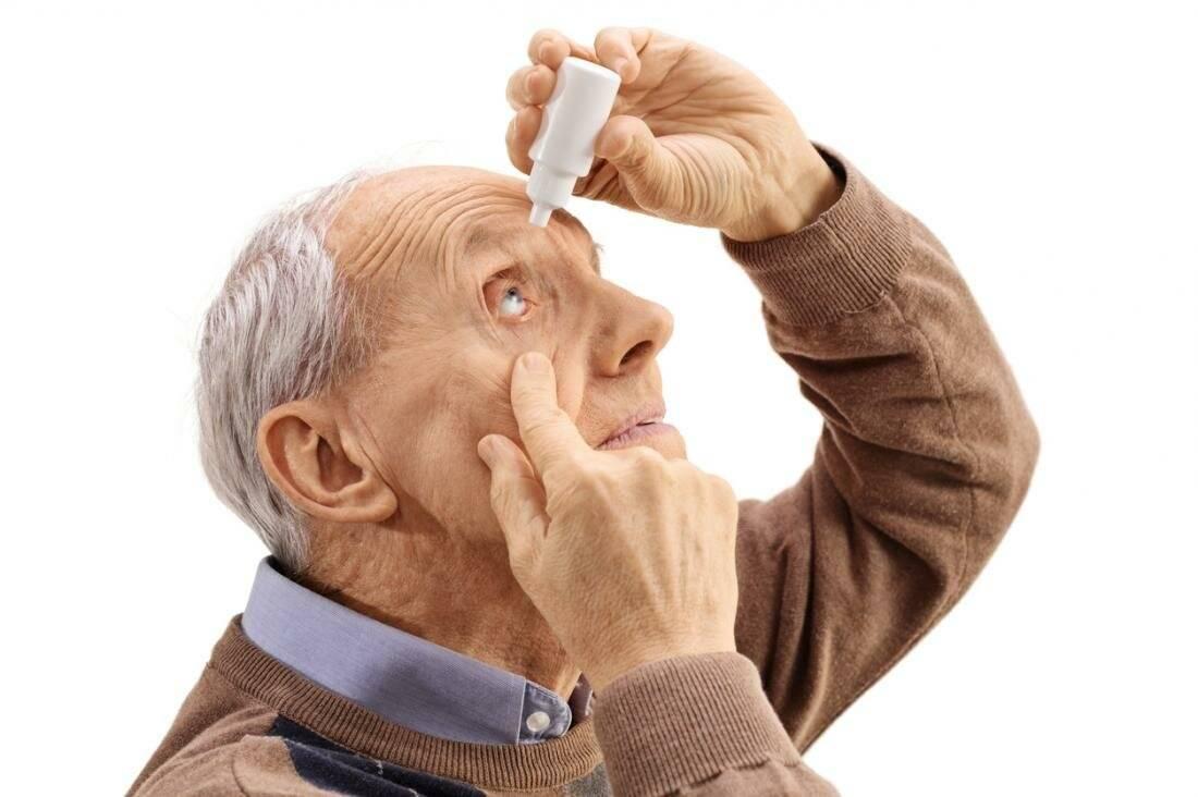 Глаукома у пожилых людей
