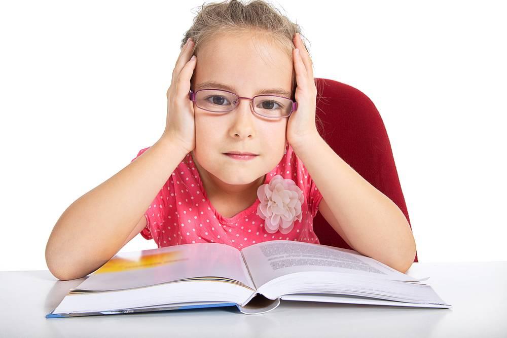 Почему падает зрение у детей