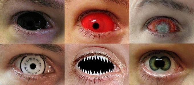 Срок ношения контактных линз