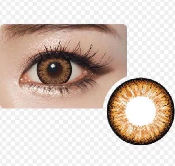 Хочется выразительный взгляд - помогут контактные линзы, увеличивающие глаза
