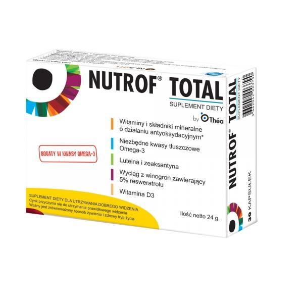 Нутроф тотал: фармакологическое действие, аналоги, цена и отзывы