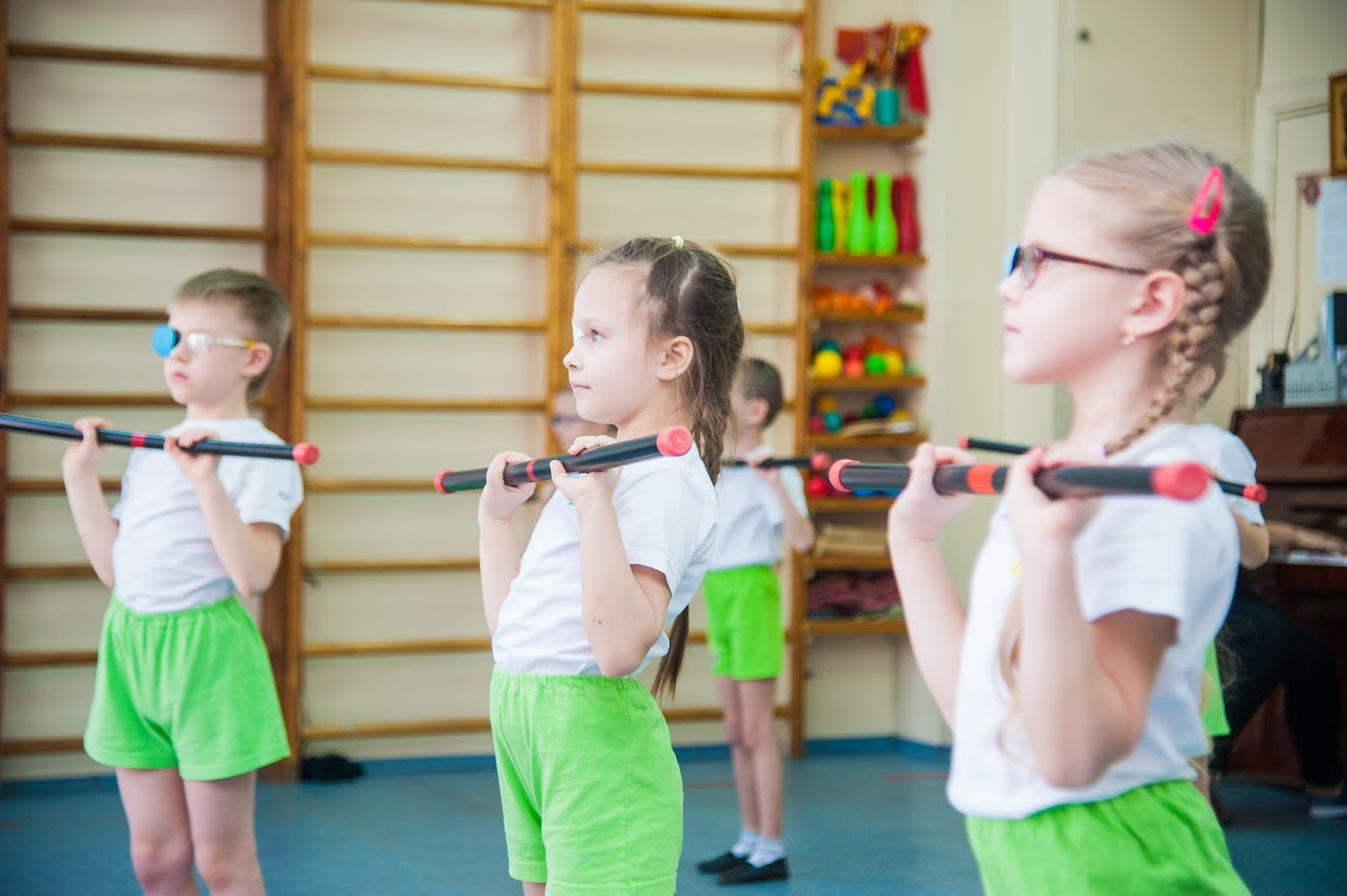 Физкультура и спорт при близорукости