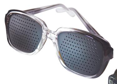 Очки-тренажеры laser vision (лазер вижн) - описание, показания к применению и отзывы