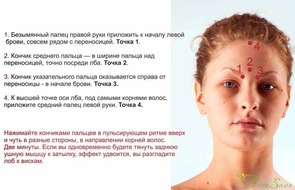 Болит над глазом где бровь