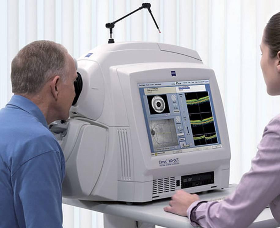 Оптическая когерентная томография (окт) сетчатки глаза: что это такое, как проводят обследование и что оно показывает, как подготовиться к нему, стоимость диагностики