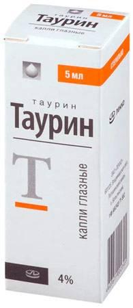 Капли для глаз тауфон и аналоги - медицинский справочник medana-st.ru
